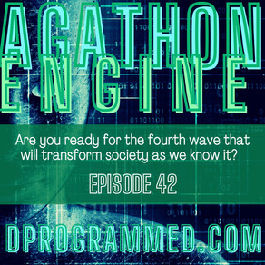 EP42: The Agathon Engine & the Fourth Wave with Edward Pandemonium