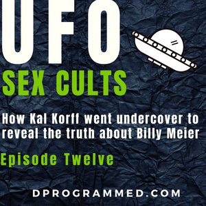 How Kal Korff went undercover To Expose The Billy Meier Cult. File