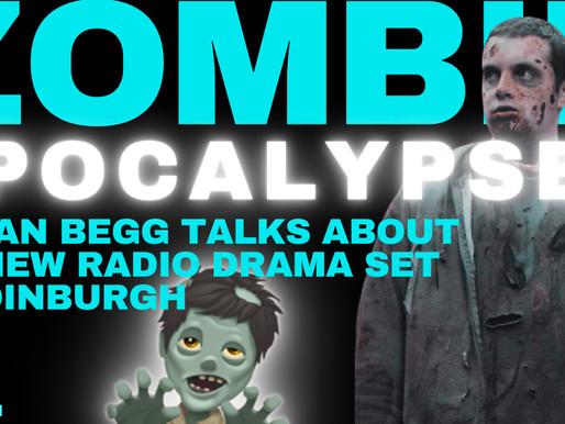 Zombie Apocalypse Radio THE FALLEN with Kieran Begg