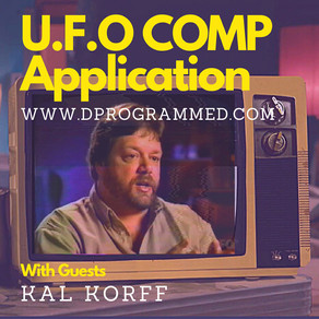 U.F.O COMP App Collecting Research Data with Kal Korff