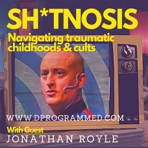 SH*TNOSIS: Navigating the link between traumatic childhoods and cults.