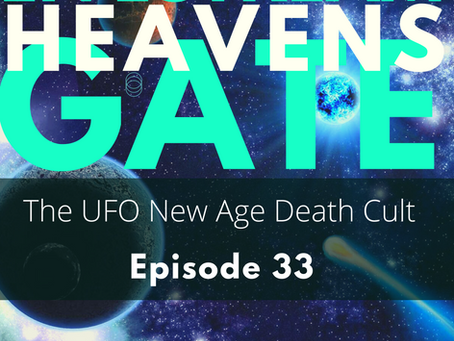 Ep:33 Heaven's Gate Livestream The Cult of Cults, with journalist Kal Korff