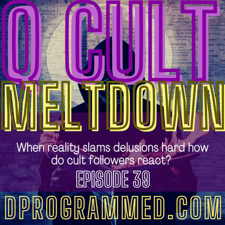 Ep:39 17th Letter Of Alphabet-Cult Meltdown with Truthseekers Steven Cambian