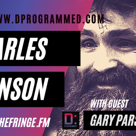 Ep: 28 Charles Manson in the Movies with Gary Parsons of Thelema Films.
