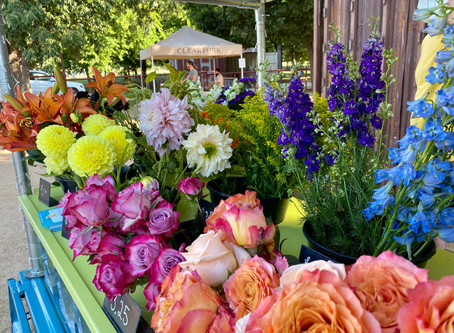 The Clearfork Farmers Market August 15th Vendor List