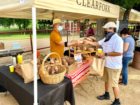 The Clearfork Farmers Market October 3rd Vendor List