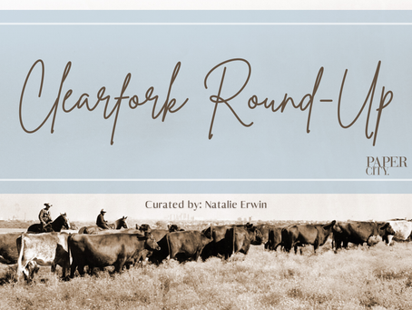 Get to know the vendors of the Clearfork Round-Up