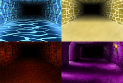 4 Endless Levels