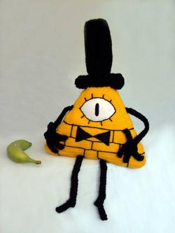 Crochet Bill Cipher