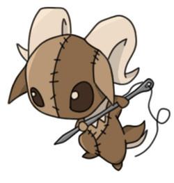 Goat Rag-doll