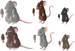Mouse Villagers