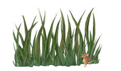 Animated Grass Together