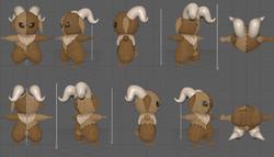 Goat Turnaround
