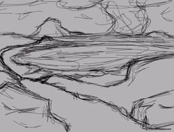 Lava Range Sketch
