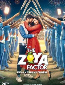 The Zoya Factor – You need more than luck to get through this