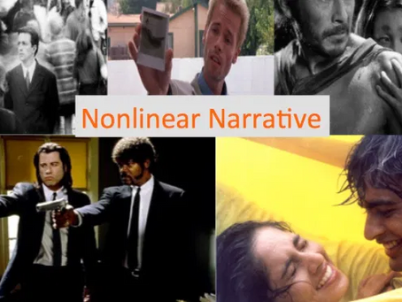 Movies with Non Linear Screenplay - Part 1