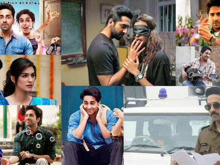 Ayushmann - Actor, Venture Capitalist and Everything In Between