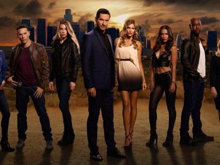 Lucifer Season 5 B - Character Round Up