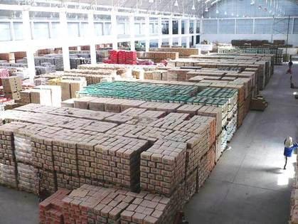 Warehouse Block Stack