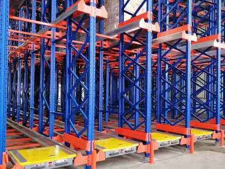 Warehouse Design - Shuttle Racks
