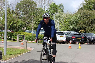 Cycling Charity ride
