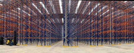 Warehouse Design – Warehouse Racking
