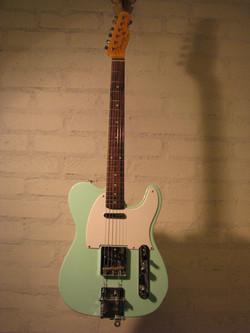 Estilo Fender Tele vintage