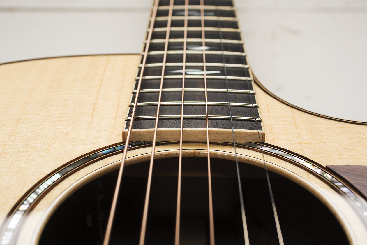 Regulagem de instrumentos acústicos