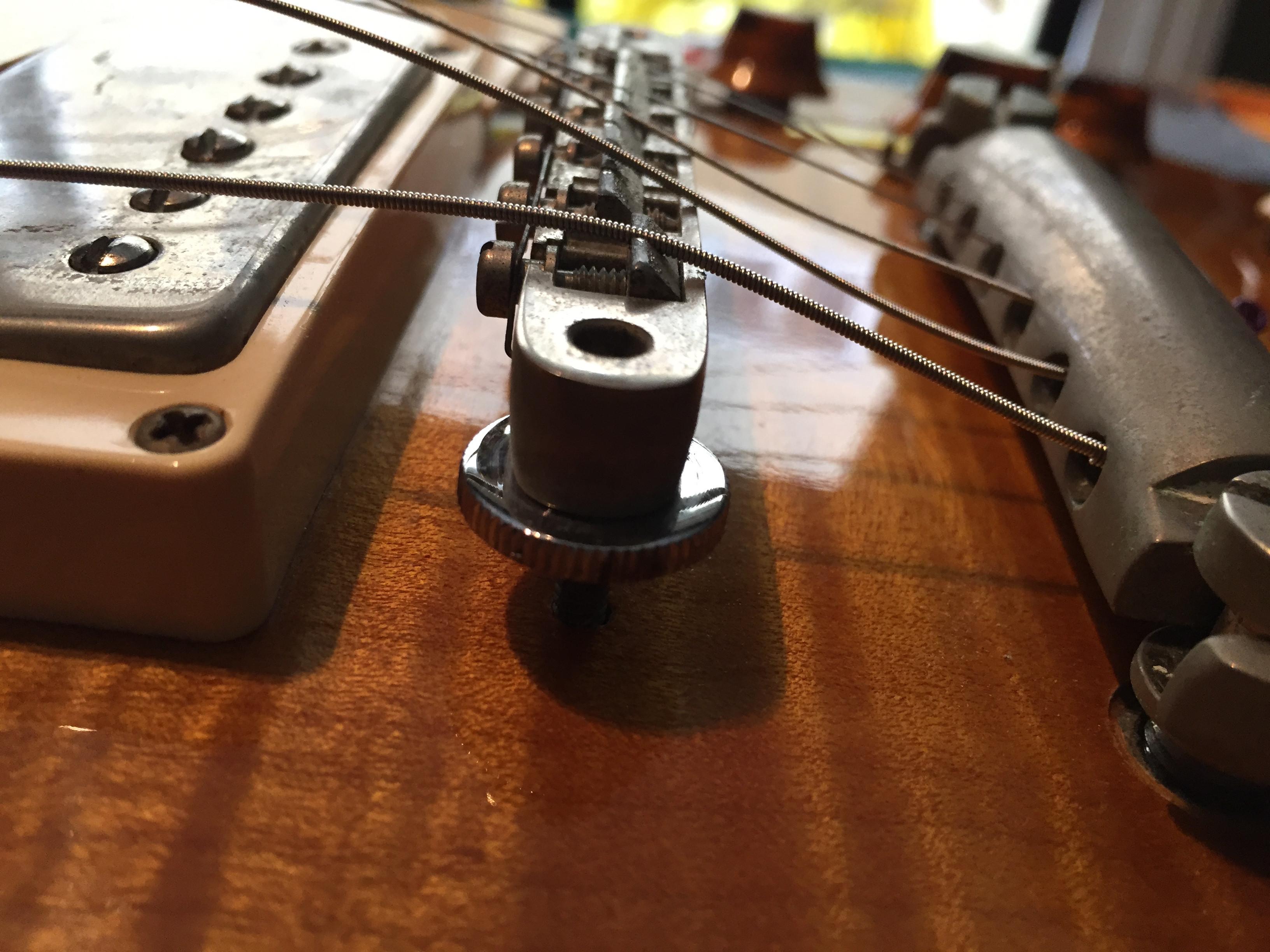 Regulagem de instrumentos elétricos