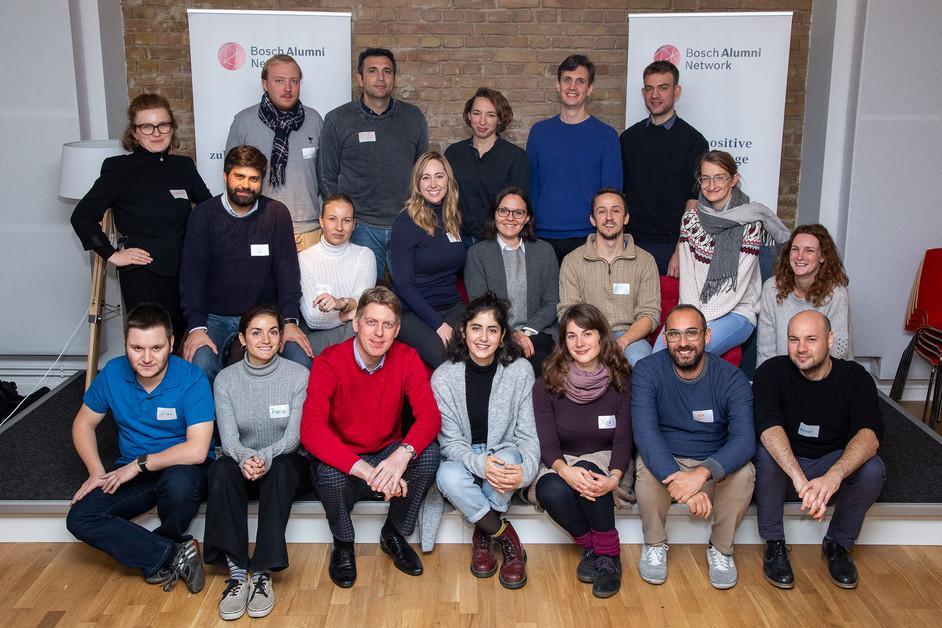 Bosch Alumni Network Associations Meeting  Berlin, November 2018