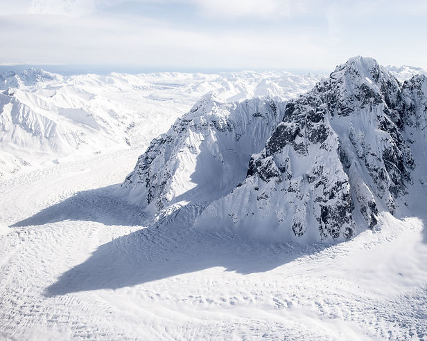 "denali mountain national park ""ruth glacier"" alaska"