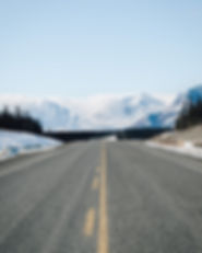 haines junction yukon alaska highway canada