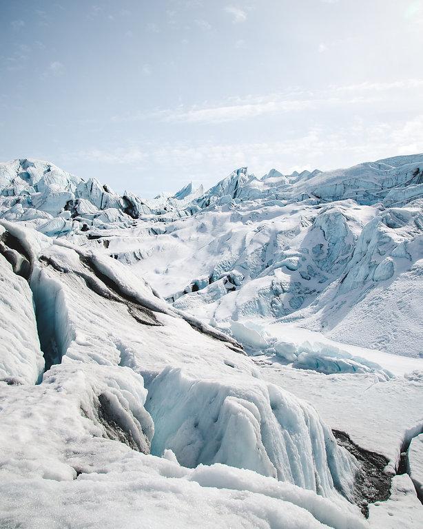matanuska glacier alaska winter