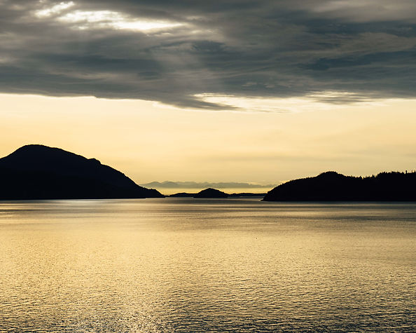 howe sound squamish sea to sky sunset vancouver