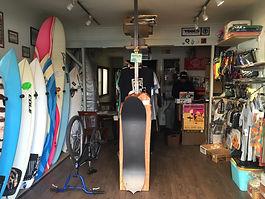 札幌T&Iサーフショップではサーフィンに必要なグッズを多数取り揃えております。