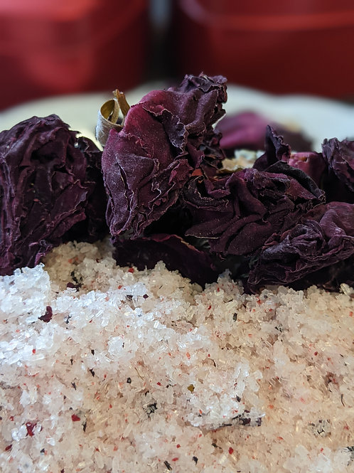 Infused Bath Salts