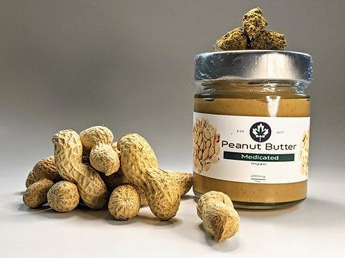 Medicated Peanut Butter