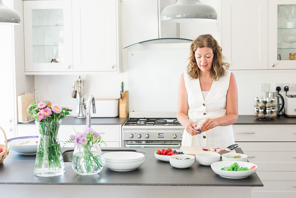 Brand Photography for Claudia Bruen Fertility Nutrition {Surrey & Dorset Brand Photography}
