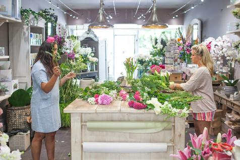 Florist Personal Branding Photographer Surrey & SW London