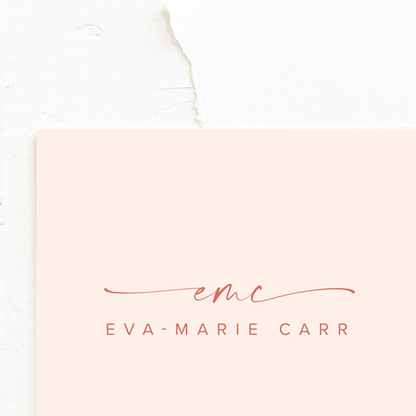 Health Coach Logo & Brand Identity Design | Feminine Brand Identity Design | Premade Logo & Branding Kits for Female Businesses, Creatives and Wellbeing Solopreneurs