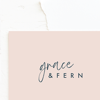 Candle Company Script Font Logo & Brand Design | Minimal, Classic Premade Branding Kits for Female Business Owners For Instant Impact | Fully Customised For Colour Palette and Company Details