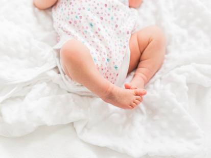 Welcome Isla | Newborn Photographer Reigate