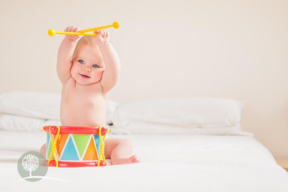 Surrey Baby Photographer | Lifestyle Baby Photography Godalming