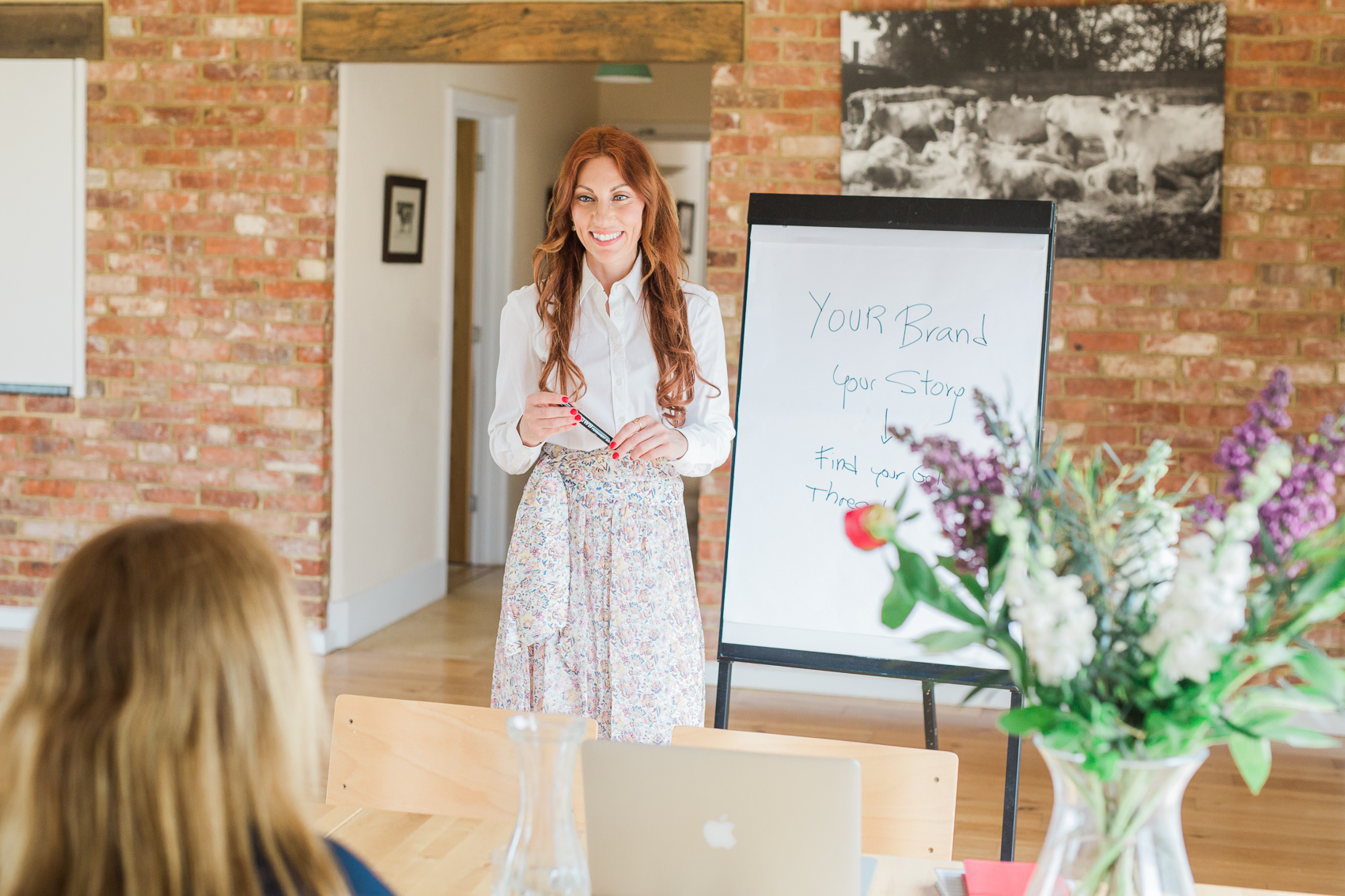 Brand Photographer Surrey & Oxfordshire | Lifestyle & Brand Photography for Isabel at Little Red Writing Company