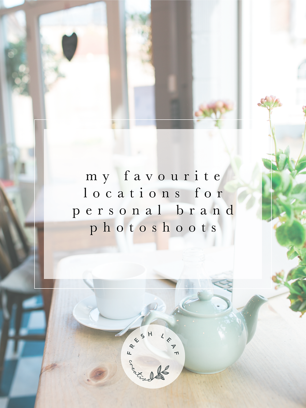 Favourite locations for personal branding photoshoots | Surrey personal branding photographer | Fresh Leaf Creative