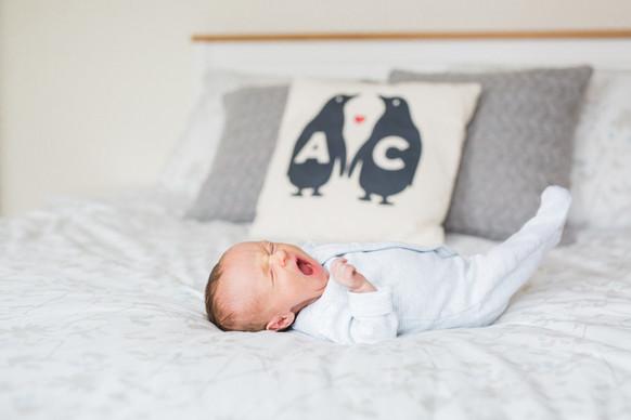 Esher Newborn Photography