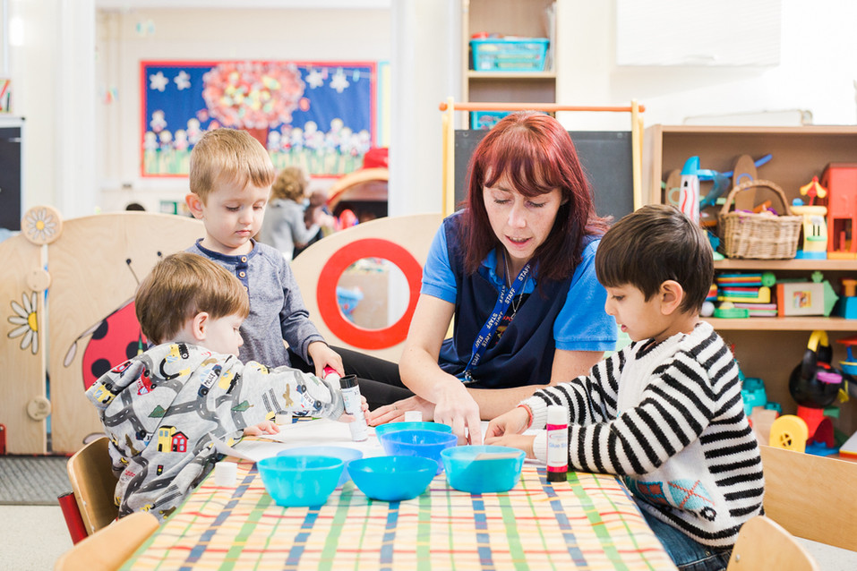 Young Explorers Pre-school & Nursery Cobham Surrey | A caring and nurturing pre-school for 2-4 year olds where children can flourish through play