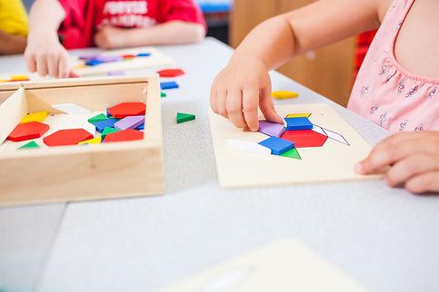 Maths at Lilliput Nursery Hersham