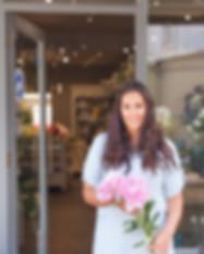 Personal Brand Photographer for Florists | Surrey & SE England
