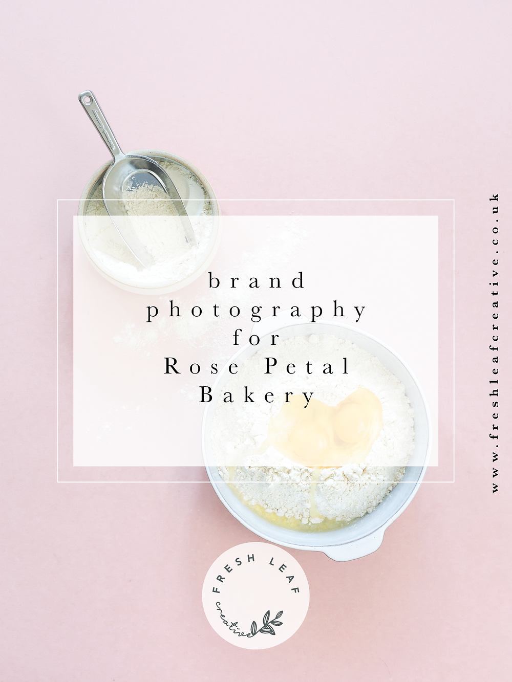 Personal Brand Photographer Surrey | Personal brand photography for small businesses, coaches, creators and makers | Rose Petal Bakery Photography